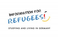 Informationen für Flüchtlinge! Information for Refugees!